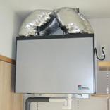 第1種熱交換換気システム
