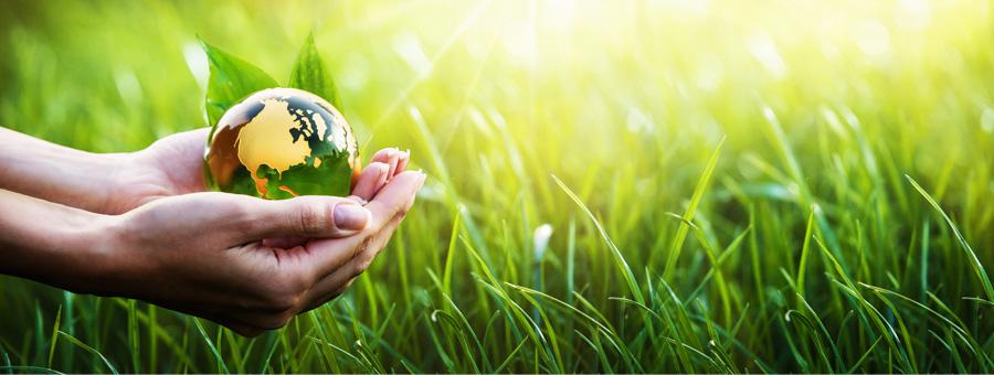 少ないエネルギー消費で地球環境に貢献