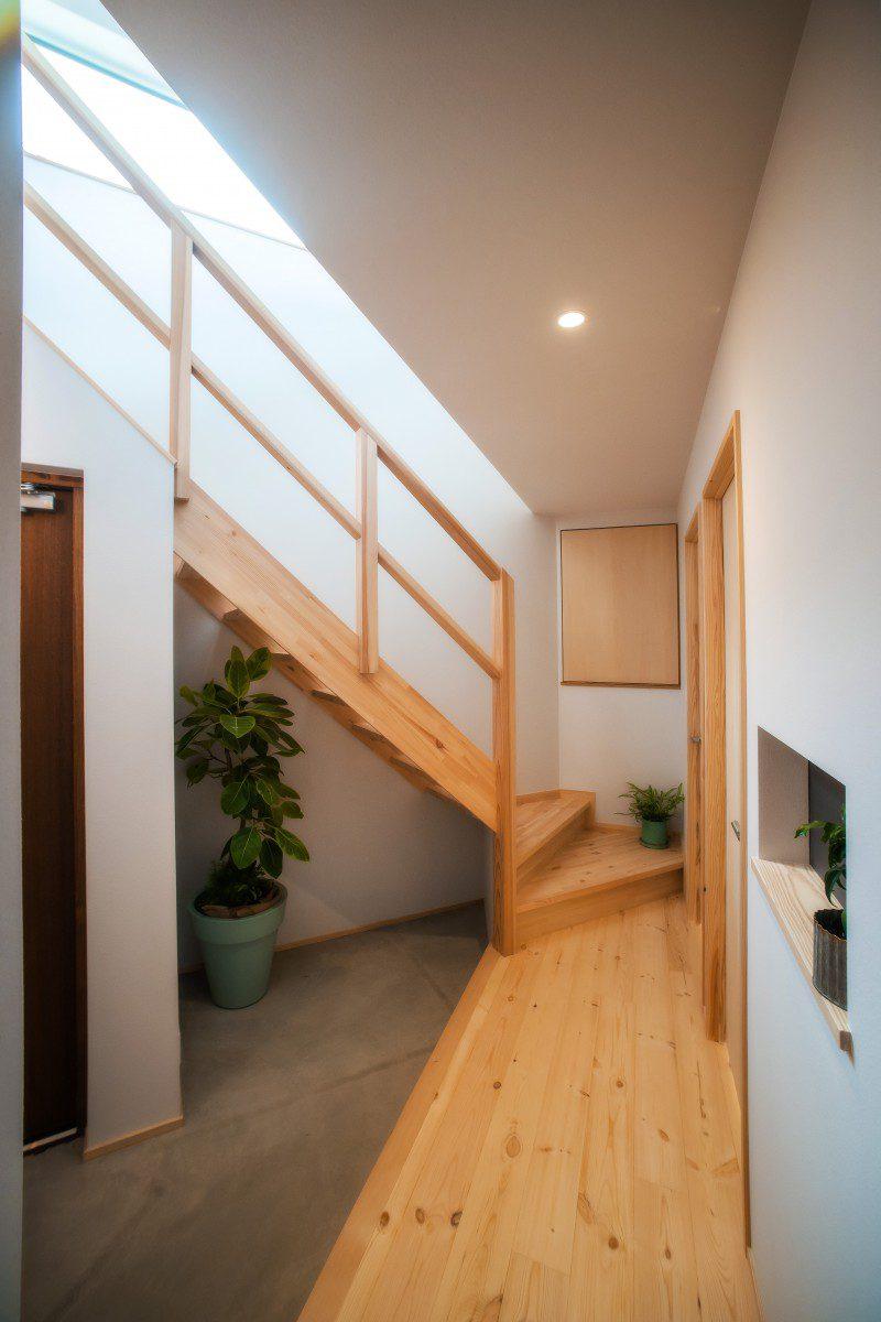 2階リビングでリラックスできる家 画像8