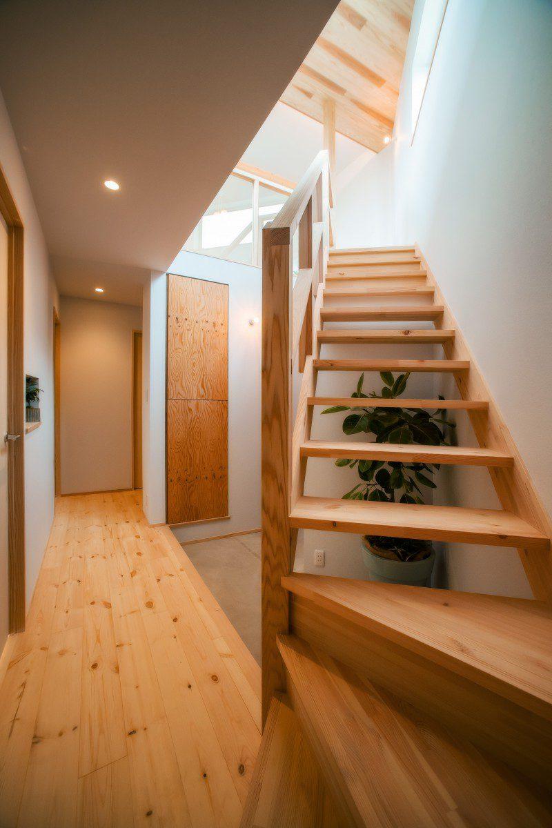 2階リビングでリラックスできる家 画像7