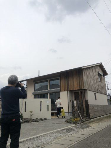 OB様訪問☆『西条パッシブハウス』K様邸 ~撮影にご協力いただきました~