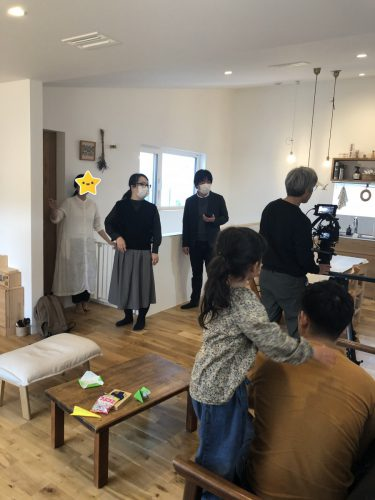 OB様訪問② 『永田の家』K様邸  撮影にご協力いただきました☆