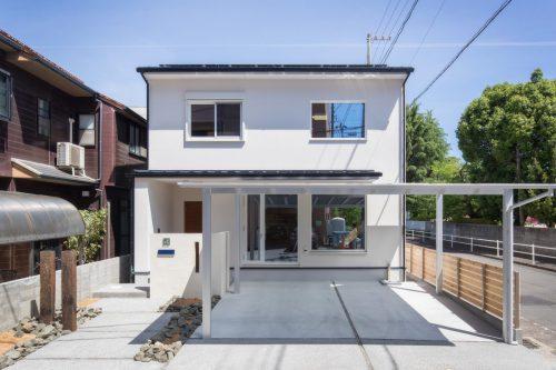 拘りの詰まった 松山市 築山町の家 お引き渡し致しました