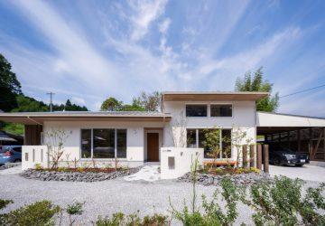 小沢川の家